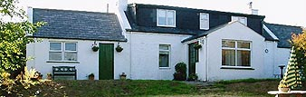 holiday cottage just outside portree - 5 star luxury accommodation